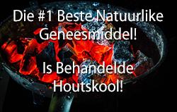 Die #1 Beste Natuurlike – Geneesmiddel! Is Behandelde Houtskool!