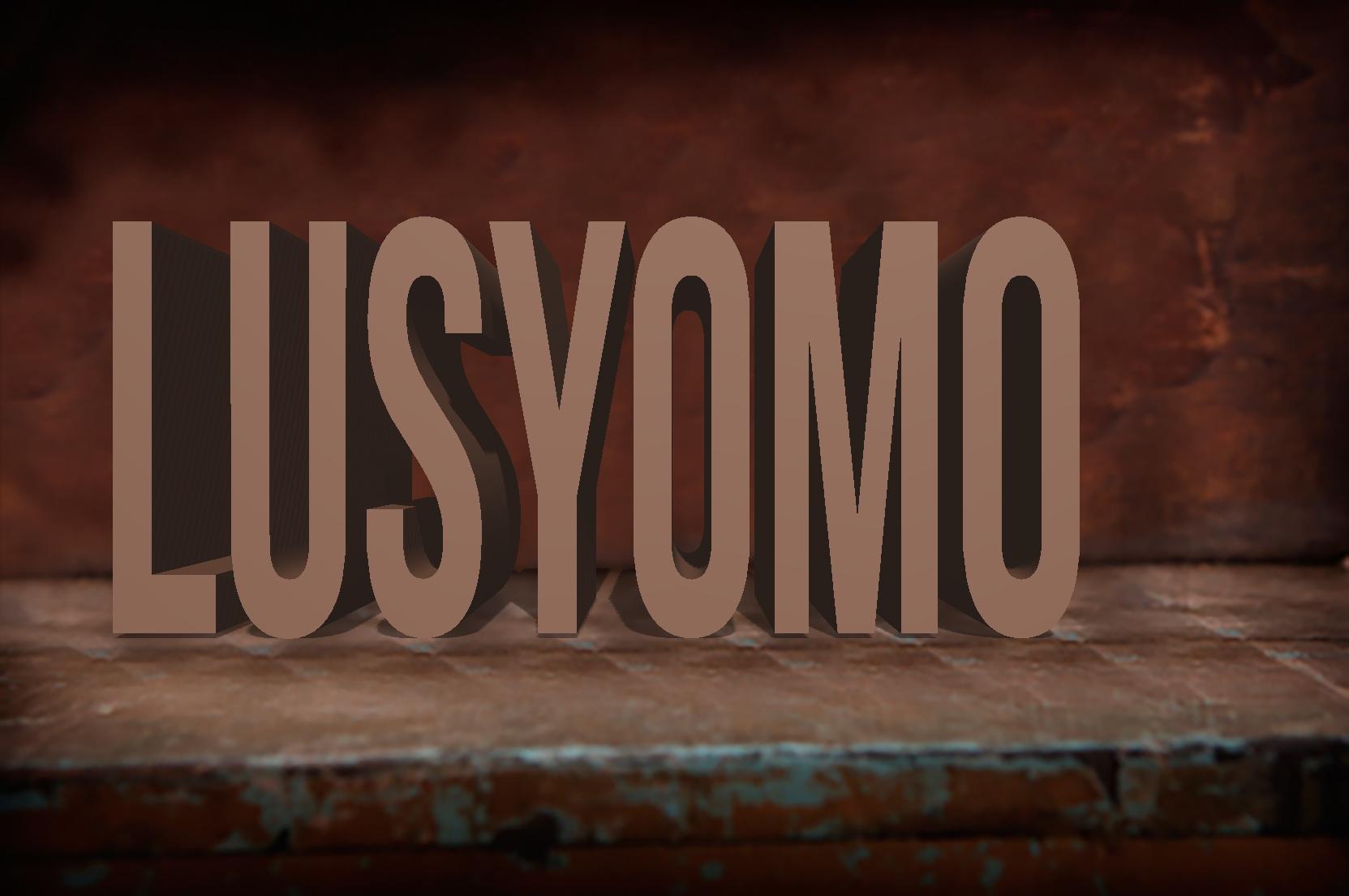 lusyomo