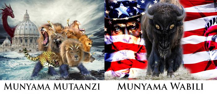 Ciyubunuzyo 13 Munyama mutaanzi (Roma) a Munyama Wabili ( Amelika)
