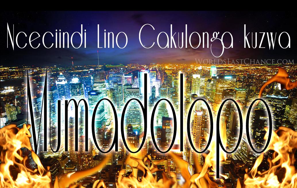 Nceciindi Lino Cakulonga kuzwa Mumadolopo