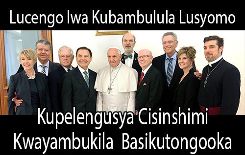 Lucengo lwa Kubambulula Lusyomo: Kupelengusya Cisinshimi Kwayambukila Basikutongooka