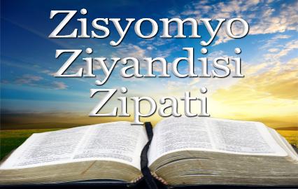 Zisyomyo Ziyandisi Zipati