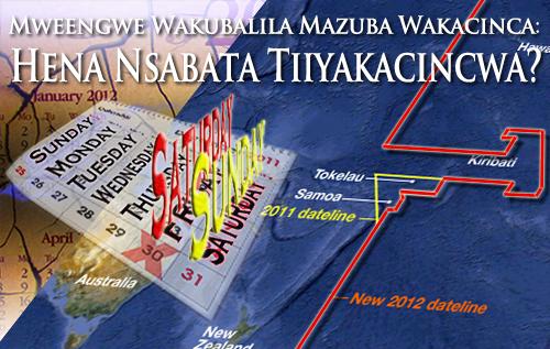 Mweengwe Wakubalila Mazuba Wakacinca: Hena Nsabata Tiiyakacincwa?