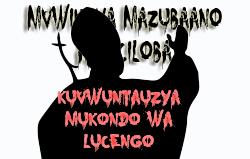 Mvwiki ya Mazubaano aali Ciloba: Kuvwuntauzya Mukondo wa Lucengo
