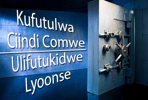 Kufutulwa Ciindi Comwe, Ulifutukidwe Lyoonse