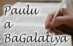 Paulu a BaGalatiya