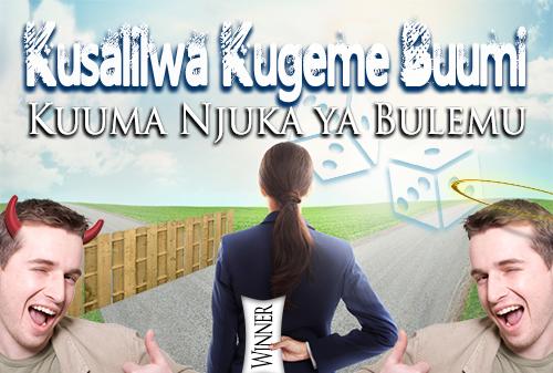 Kusalilwa Kugeme Buumi: Kuuma Njuka ya Bulemu