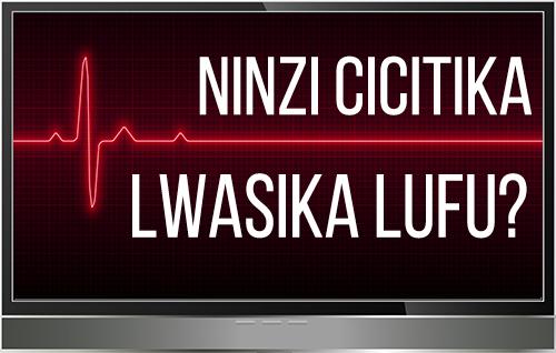 Ninzi Cicitika Lwasika Lufu?