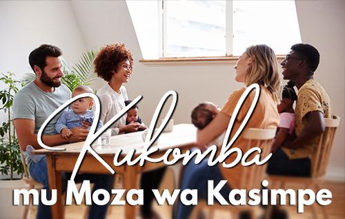 Kukomba mu Moza wa Kasimpe