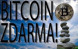 Bitcoin zdarma!