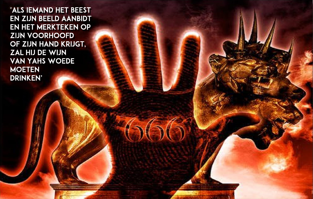 666 mark of the beast