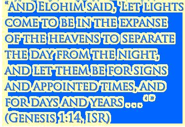 Genesis 1:14