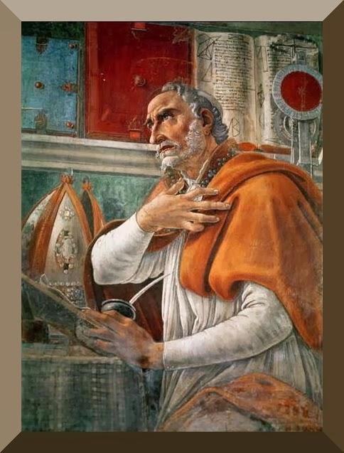 أوغسطينوس أسقف هيبو