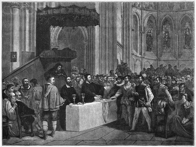 Consitoriul Geneva (Jean Calvin)