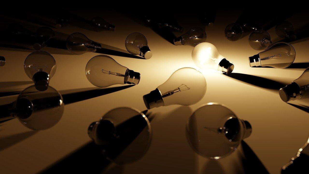 مصابيح كهربائية