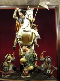 St. James the Moor-Slayer