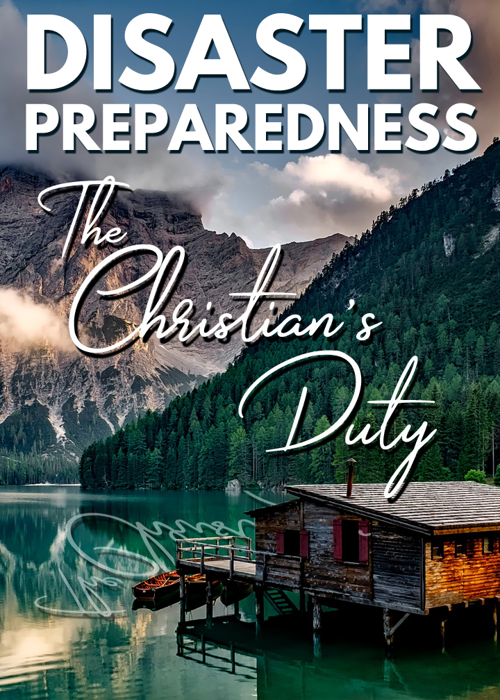 ''Disaster Preparedness: The Christian's Duty!'' Video Release
