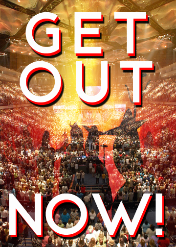 ''Get Out NOW'' Video Release
