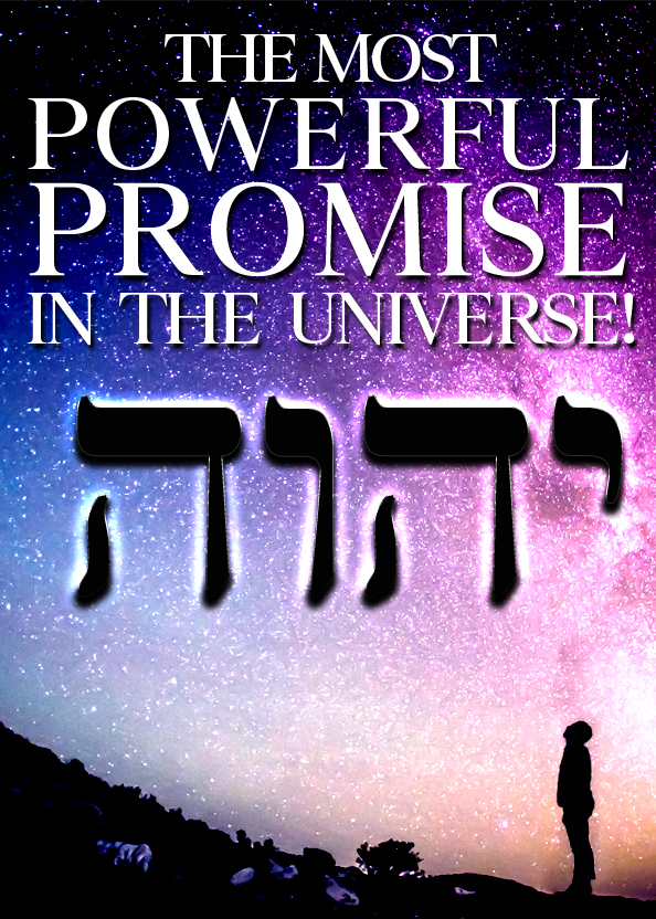 ''The Most Powerful Promise in the Universe!'' Video Release