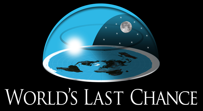 WLC Flat Earth Logo