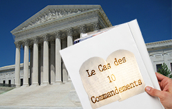 Le Cas des 10 Commandements