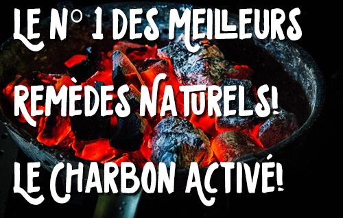 Le n° 1 des Meilleurs Remèdes Naturels! Le Charbon Activé!