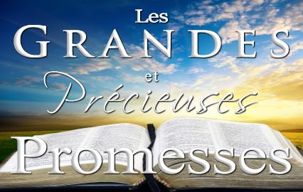 Les grandes et précieuses promesses des Écriture; Bible ouverte au lever du jour