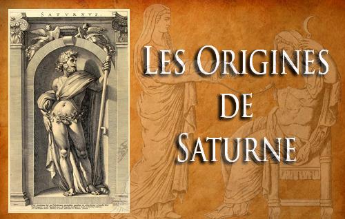Mystère Babylone: Les Origines de Saturne