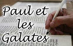 Paul et les Galates