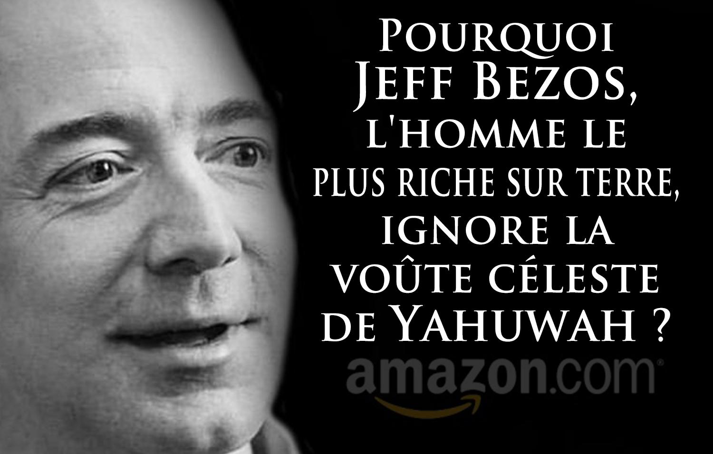 Pourquoi Jeff Bezos, l