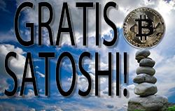 Gratis Satoshi!