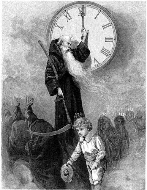 father time (saturn)