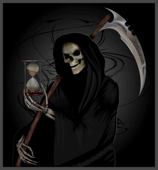 ملاك الموت ، زحل