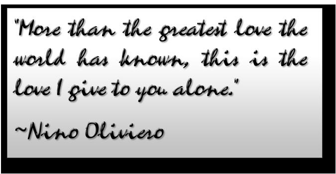 greatest love quotation