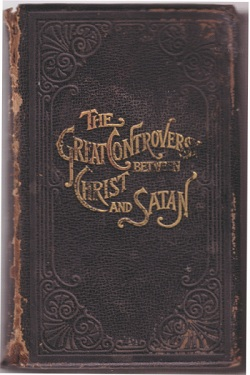 The Great Controversy (Book Cover)