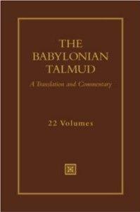 Babylonian Talmud