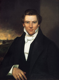 Joseph Smith, Mormon Founder