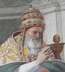 El Papa Gregorio IX