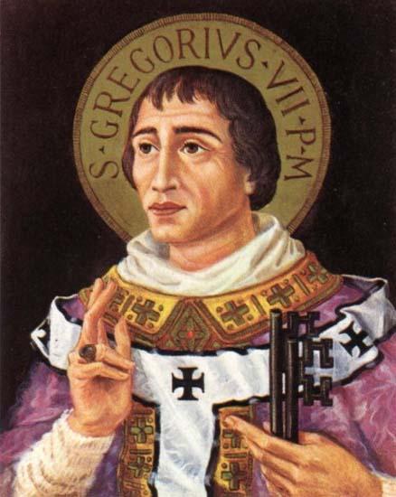 Papa San Gregorio VII