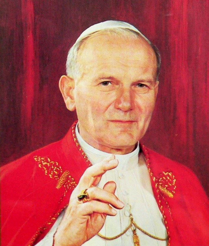 Beato Papa Juan Pablo II