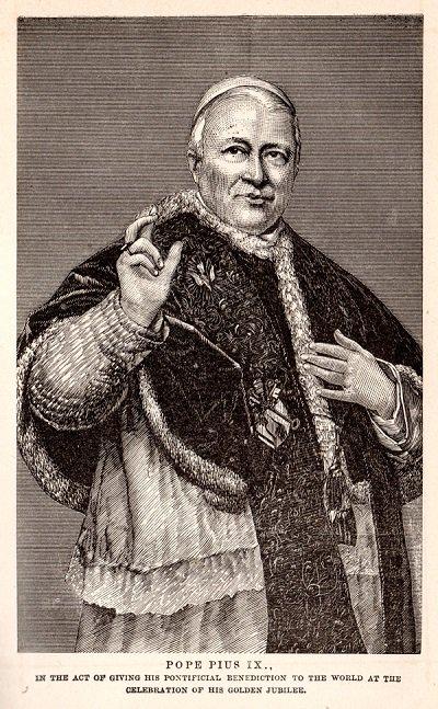 Beato Papa Pío IX