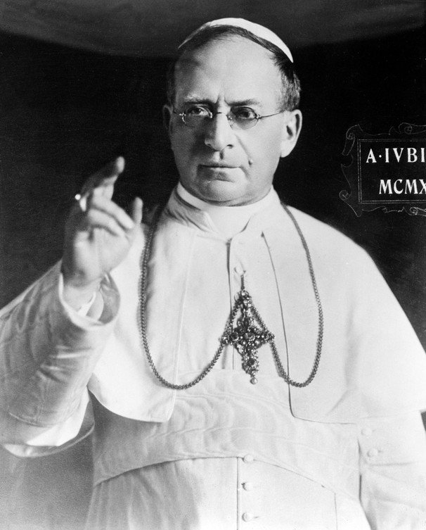 El Papa Pío XI