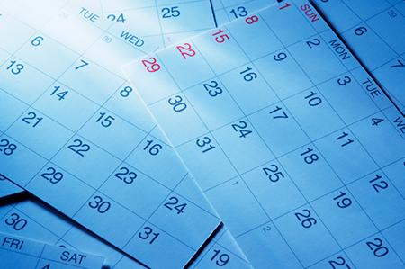Gregorian Calendars