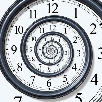 चक्करदार घड़ी