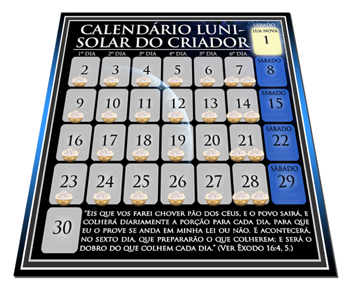 Calendario Luni-Solar Do Criador