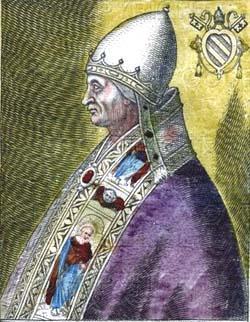 El Papa Inocencio IV