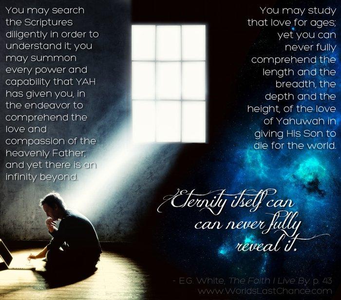 Ellen G. White, The Faith I Live By