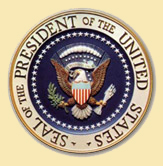 seal of the united states president