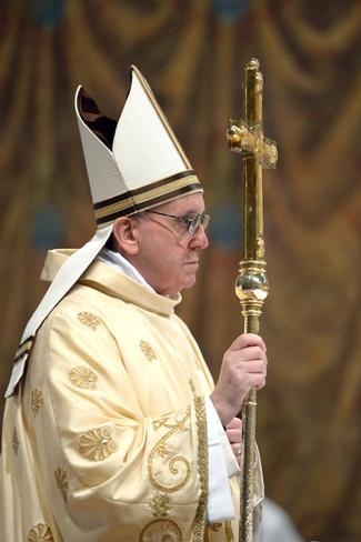 教皇法蘭西斯一世