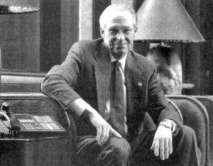 Fredrick Tupper Saussy, III